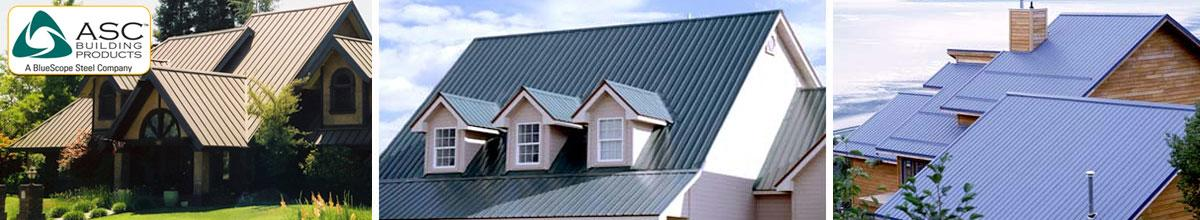 ASC Residential Metal Roofing